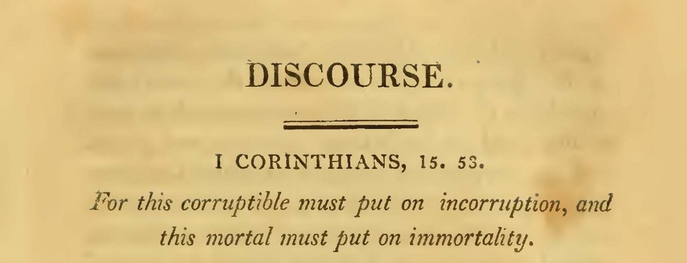 Smith, Samuel Stanhope, The Resurrection of the Body A Discourse Title Page.jpg