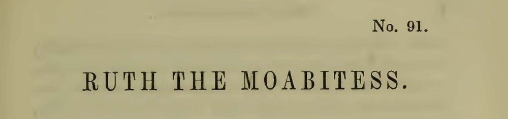 Alexander, Archibald, Ruth the Moabitess, or the Power of True Religion Title Page.jpg
