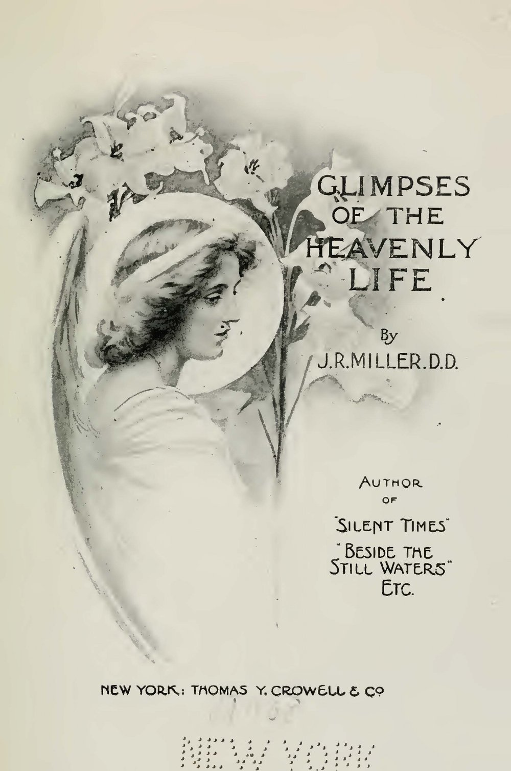 Miller, James Russell, Glimpses of the Heavenly Life Title Page.jpg