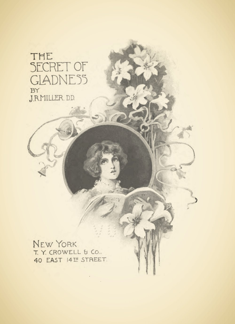 Miller, James Russell, The Secret of Gladness Title Page.jpg