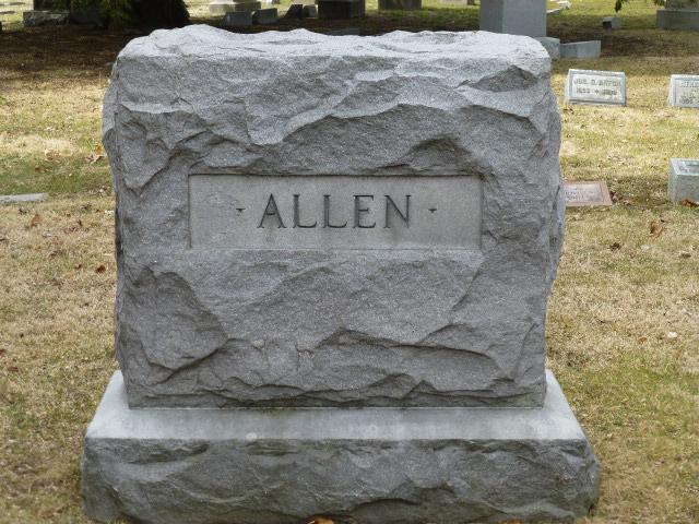 Allen, Horace Newton gravestone photo.jpg