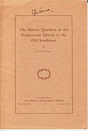 Posey, Slavery in Old Southwest.jpg