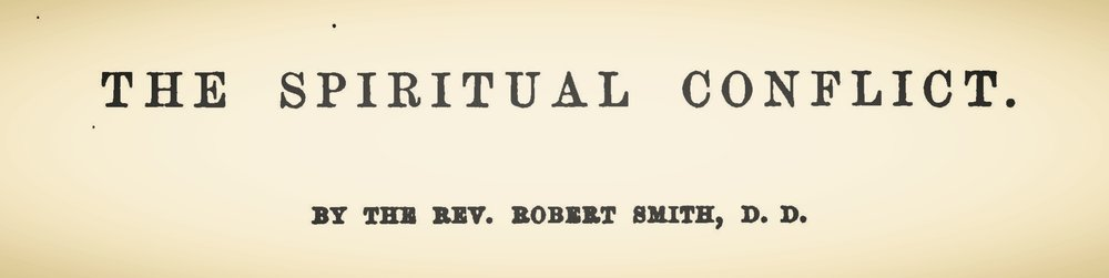 Smith, Robert, The Spiritual Conflict Title Page.jpg