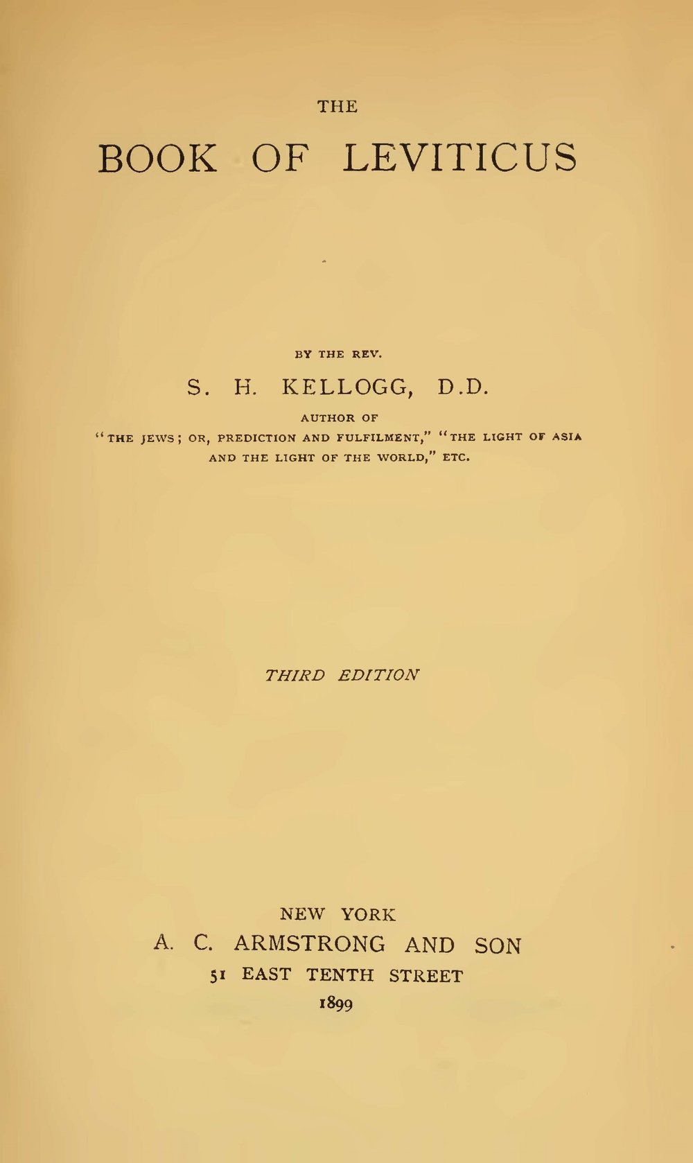 Kellogg, Samuel Henry, The Book of Leviticus Title Page.jpg