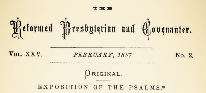 Sproull, Thomas, Exposition of the Psalms Title Page.jpg