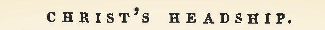 McAuley, John, Christ's Headship Title Page.jpg