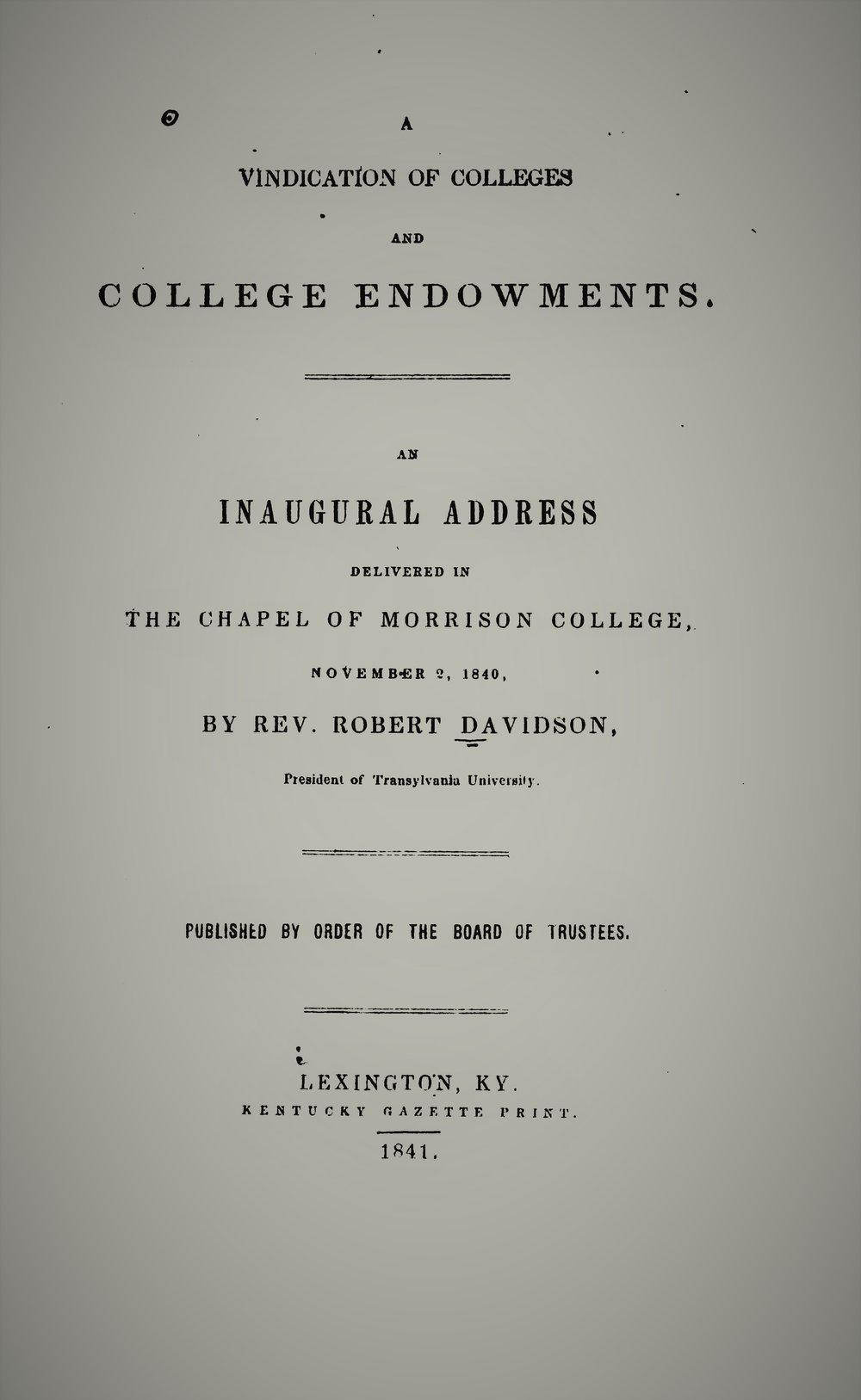 Davidson, Robert - Vindication of Colleges.jpg