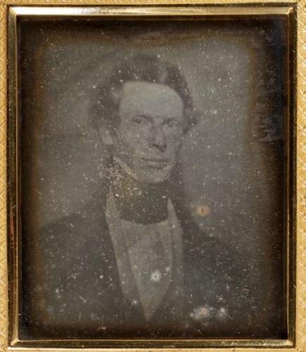 Robert B. Davidson is buried at the Old Graveyard, Carlisle, Pennsylvania.