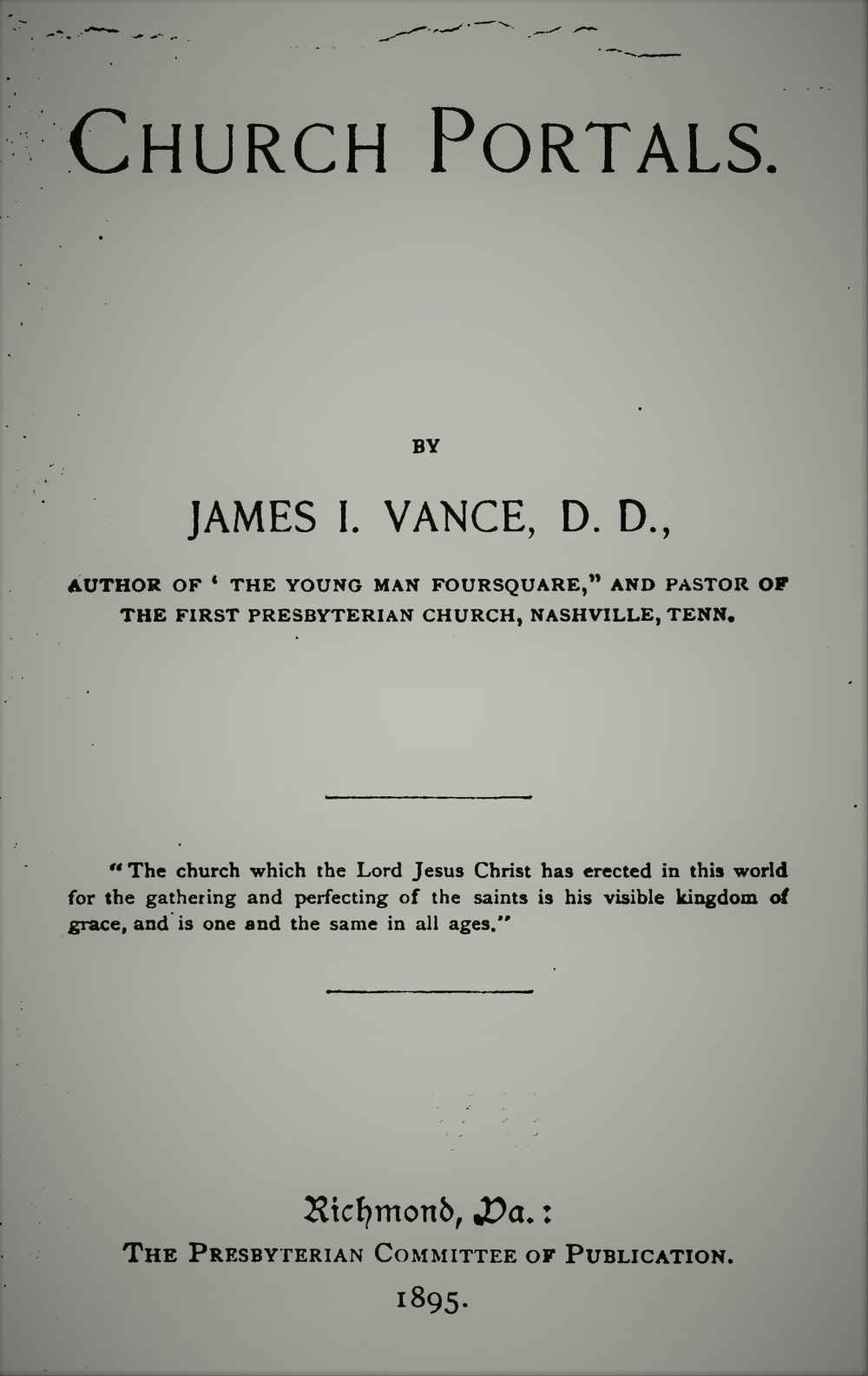 Vance, James - Church Portals.jpg