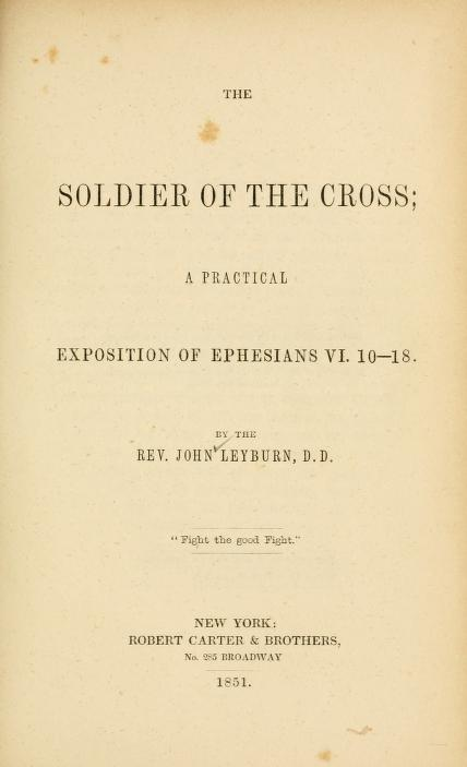 Leyburn, The Soldier of the Cross.jpg