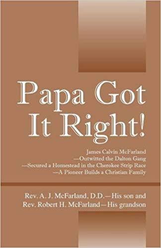 McFarland, Papa Got it Right.jpg