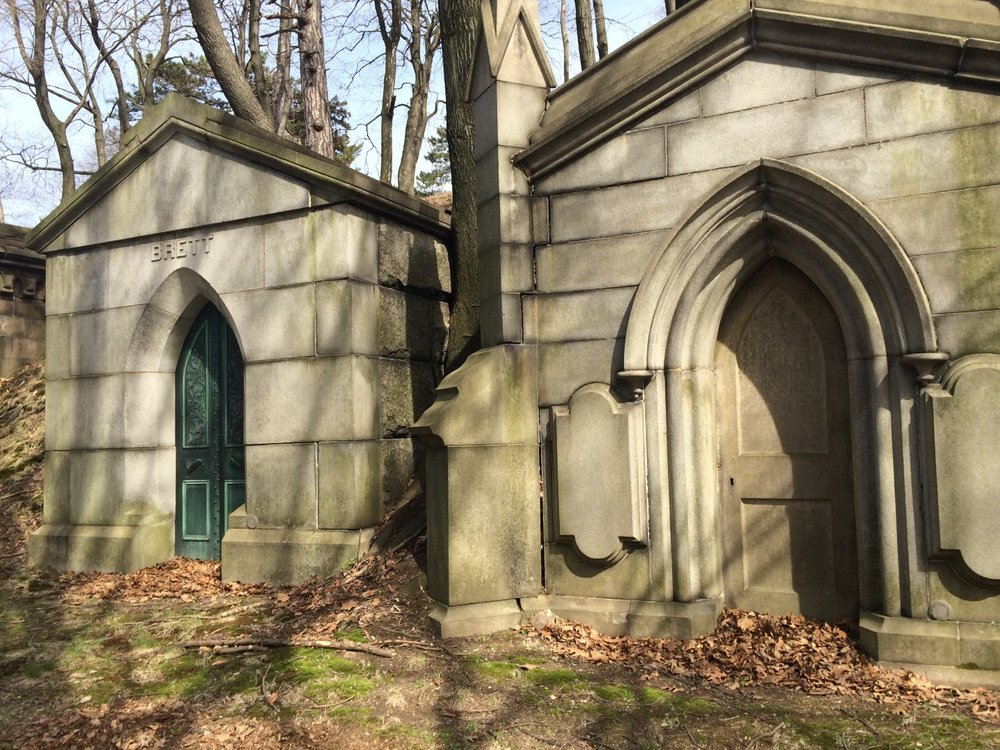 Philip Milledoler is buried at Green-Wood Cemetery, Brooklyn, New York.
