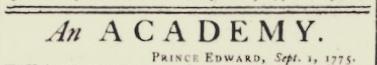 Source: Virginia Gazette (Williamsburg, VA, October 7, 1775) http://research.history.org/DigitalLibrary/va-gazettes/VGSinglePage.cfm?issueIDNo=75.DH.47&page=1&res=LO