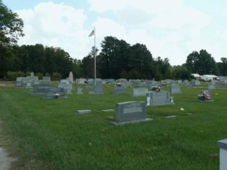 Kenneth Murchison McIntyre is buried at Southside Cemetery, Troy, North Carolina.