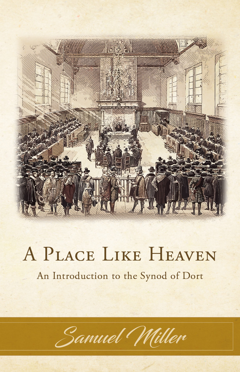 Miller, Samuel - A Place Like Heaven - Front Cover.jpg