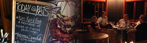 Rats Bar - Tappas & Grill