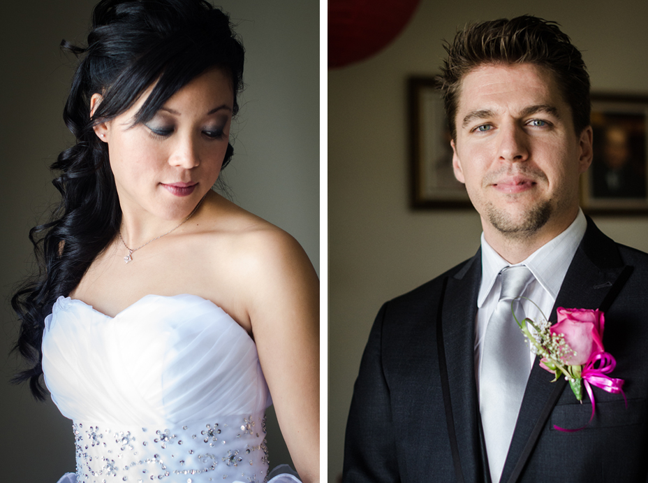 Montreal Wedding Photographer - Alex Tran.