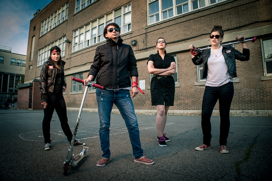 portrait-girl-talk-scooter-gang-improv-improvisers-montreal-photographer-alex-tran