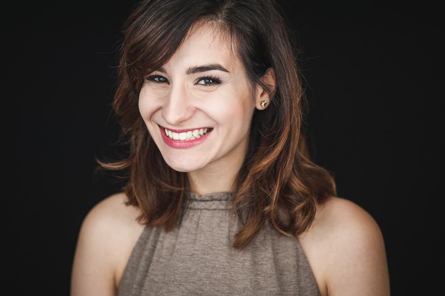 Headshot of Alina