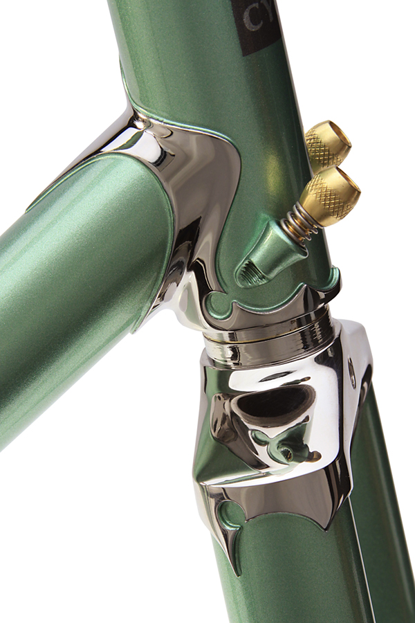 Stainless Lugs and Crown