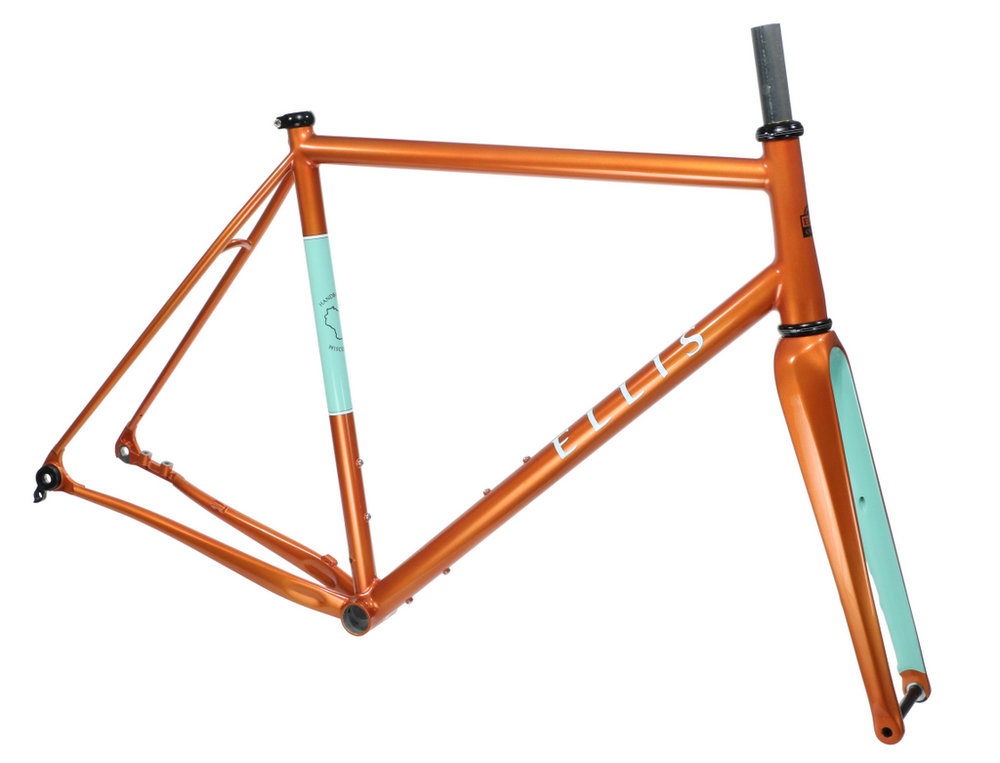 Flat Mount Disc Filleted Strada