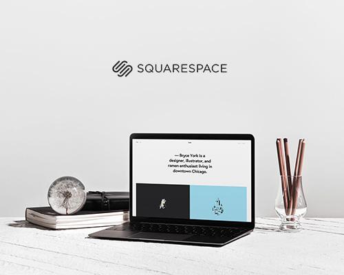 SQUARESPACEの使い方 - ウェブサイトを公開するまでの4つの流れを紹介しています。