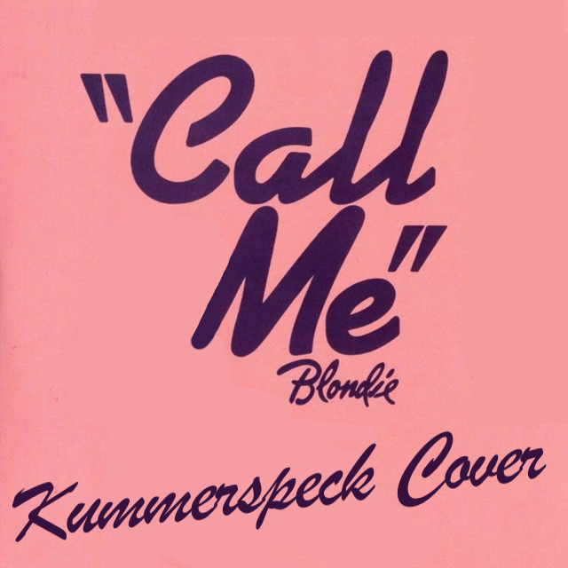 Call Me Cover by Kummerspeck
