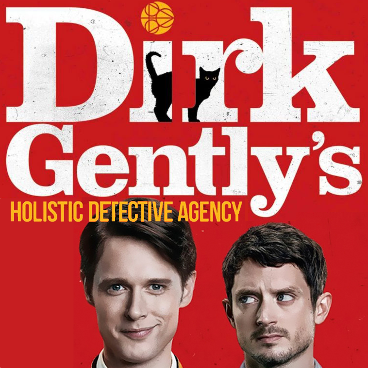 AMC Dirk Gently OST by Kummerspeck