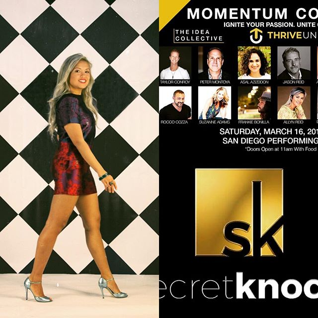 Walk with me this week?  I'll be speaking tomorrow at Secret Knock and Saturday at Momentum.  As always it'll be about Soul Leadership.  www.secretknock.co  https://www.eventbrite.com/e/momentum-conference-by-thriveunion-tickets-55922539822?discount=SPEAKER2019 Code: SPEAKER2019