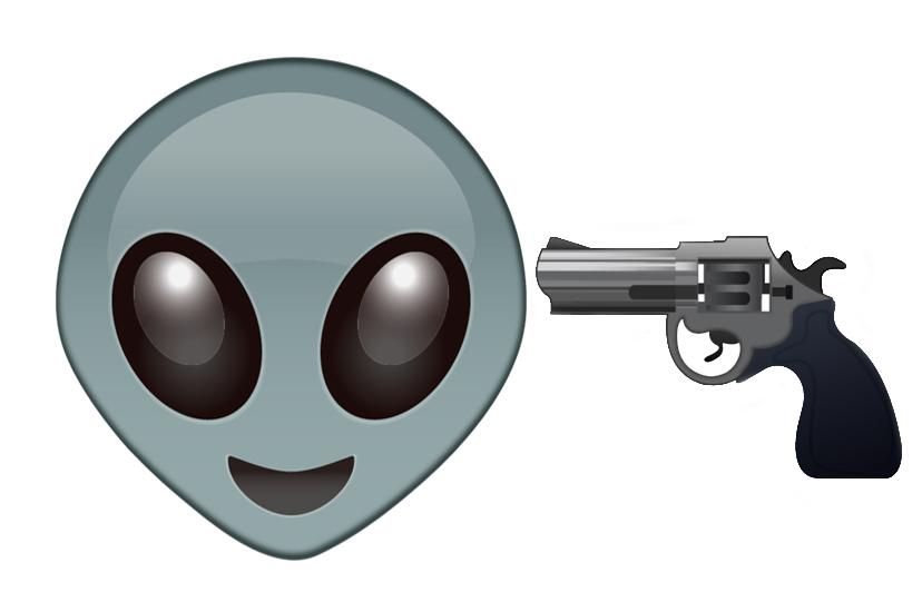 Alien Gun Suicide
