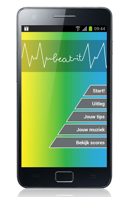 Beat-it app