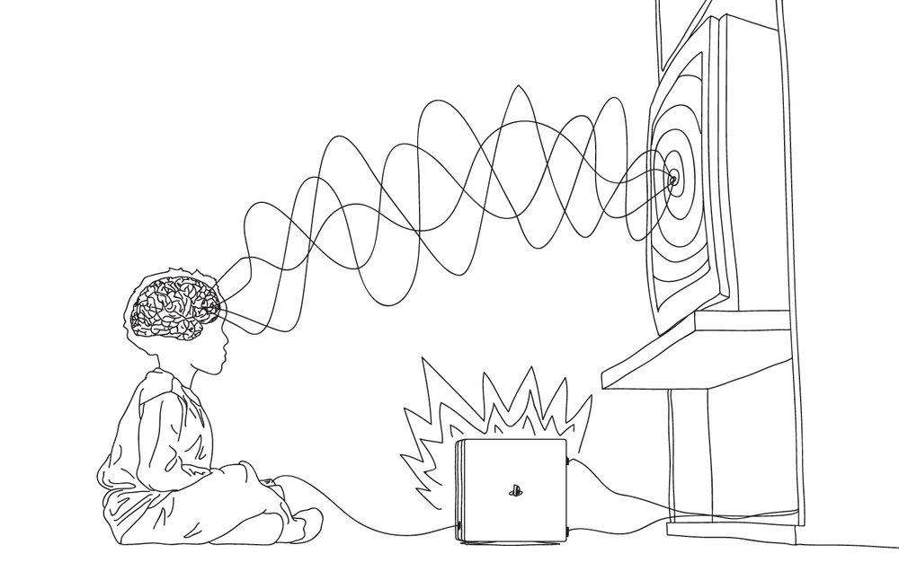 Console overload or cognitive development (C) Venatus