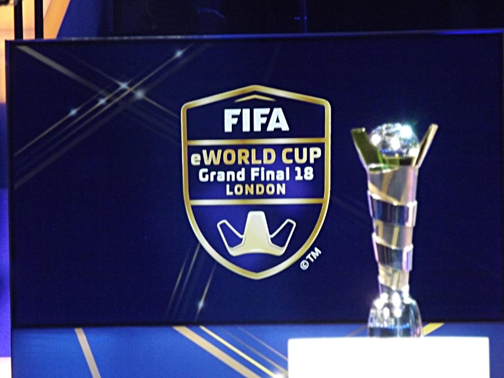 FIFA eWorld Cup (C) Venatus
