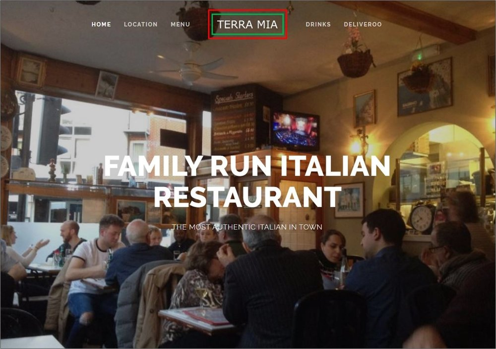 Terra Mia - Terra Mia is a family owned and run Italian restaurant in Kingston upon Thames, that has been serving fantastic pizza's for over 25 years. Another #FoodHero !