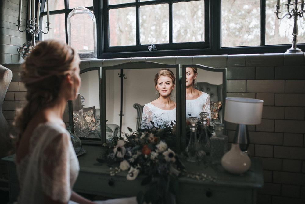 Luna Bride. Boho Bride.