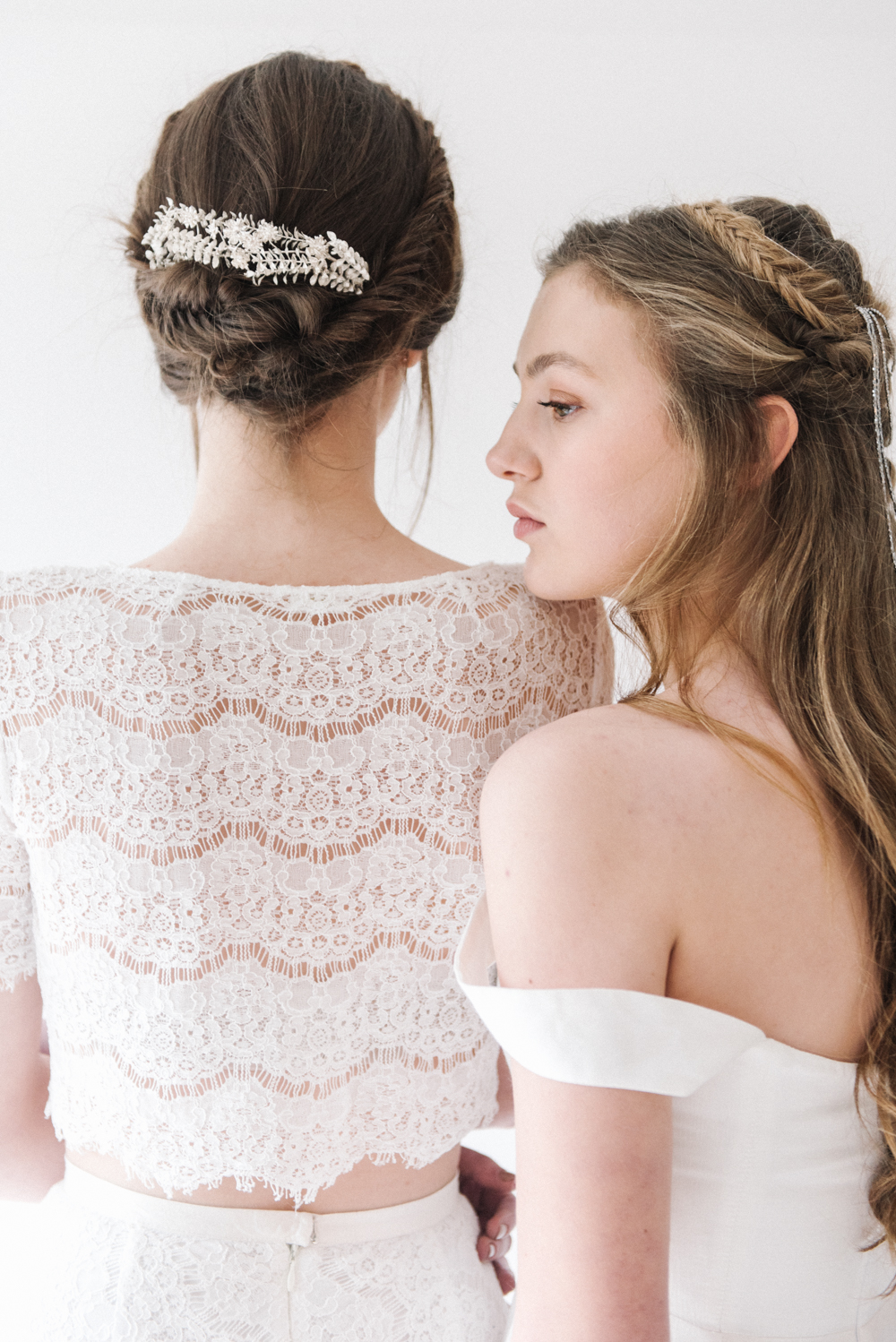 Luna Bride wedding dresses. Olivia Bossert photography.