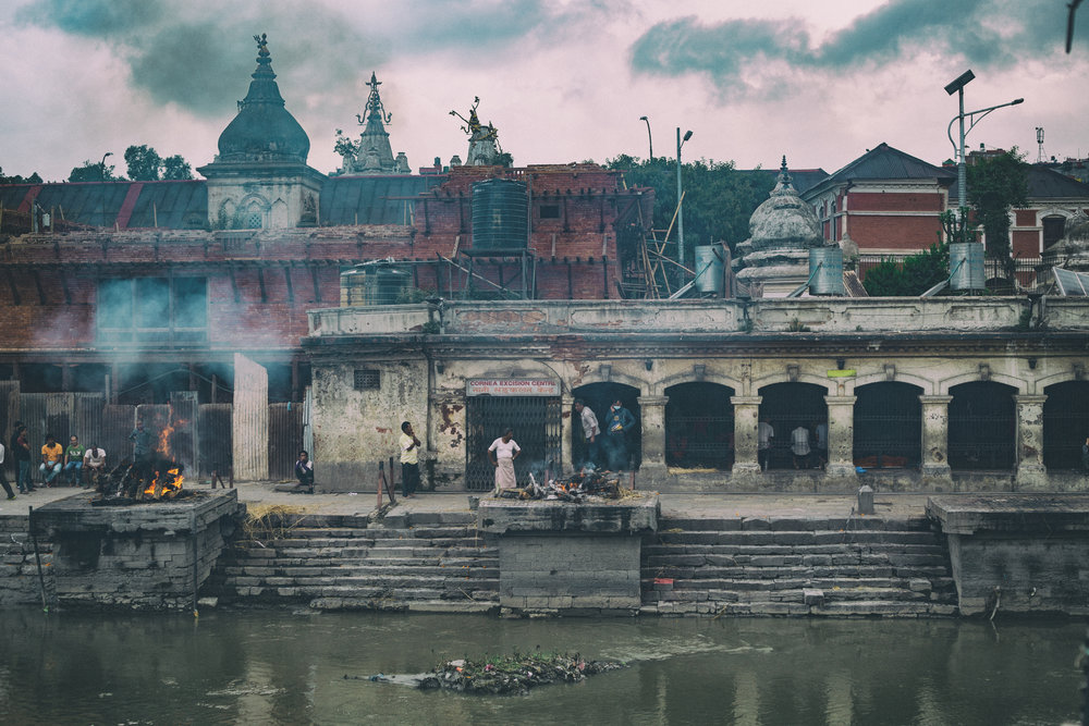 The Bagmati is choking on rubbish. Many organisations are now combining efforts to help clean up the holy river.