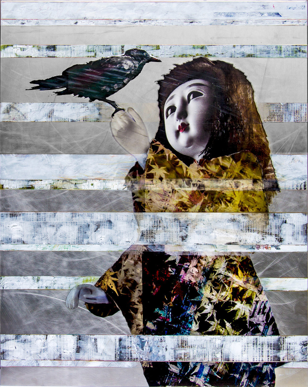 Raven Doll
