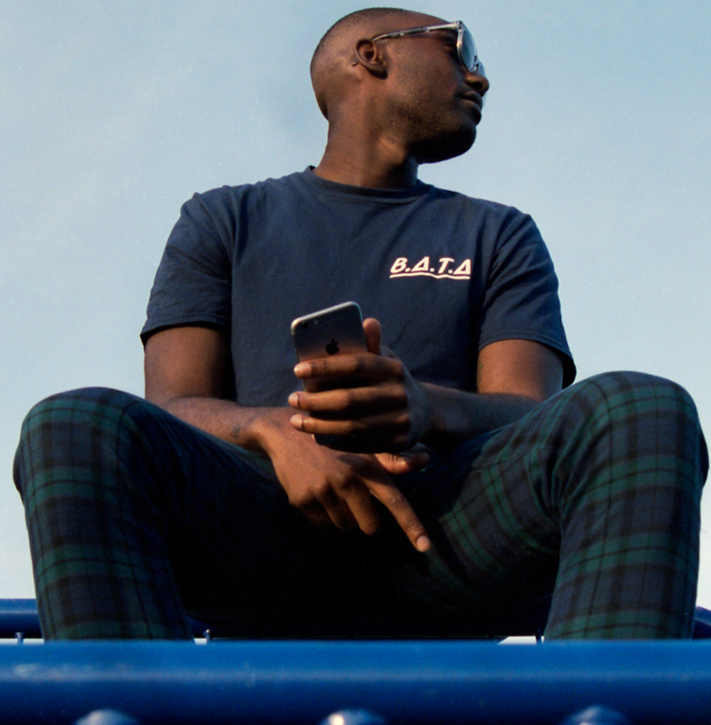 PIERS JAMEs B.A.T.A - Exclusive to tox apparel