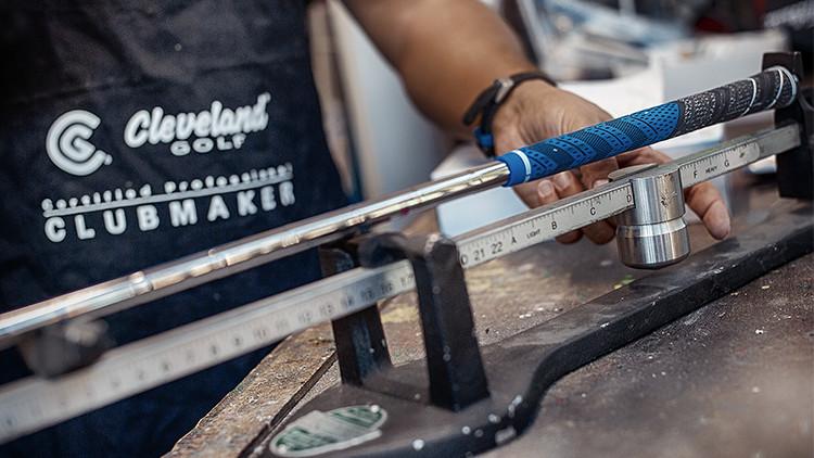 L'atelier - Pour entretenir, réparer mais aussi personnaliser ses clubs de golf.