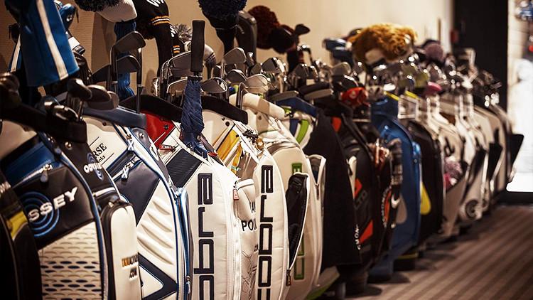 La galerie du golf - Pour découvrir les clubs des plus grands joueurs et enrichir sa culture golfique.