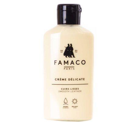 Crème Cuir Lisse Incolore - Fabriqué par Famaco9€