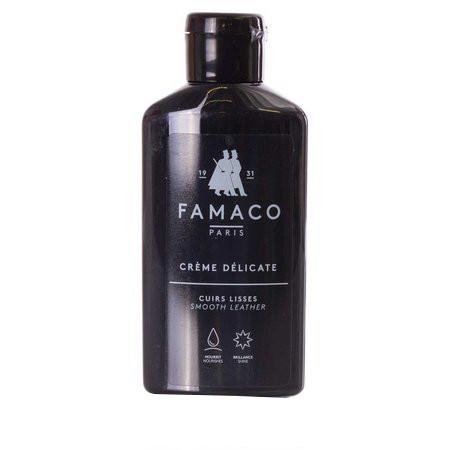 Crème Cuir Lisse Noir - Fabriqué par Famaco9€