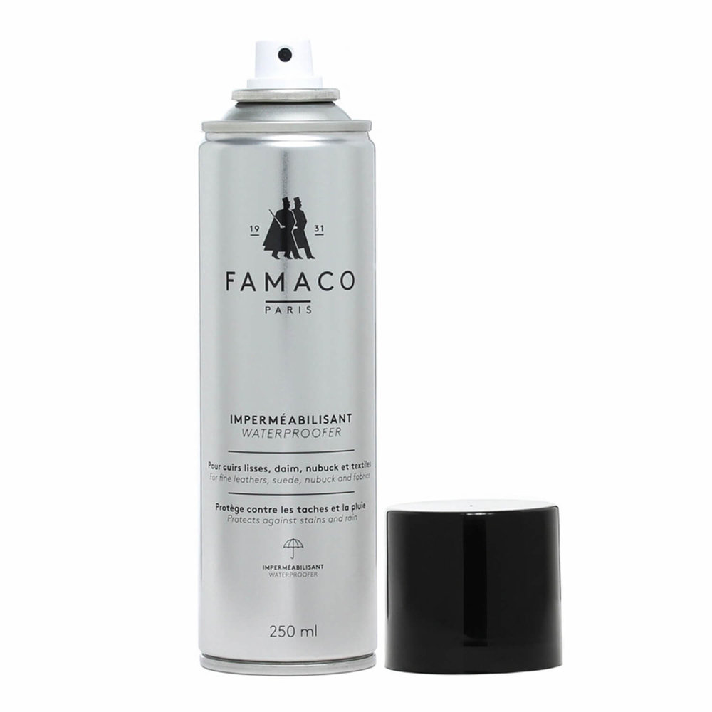 Imperméabilisant Tous Cuirs - Fabriqué par Famaco10€