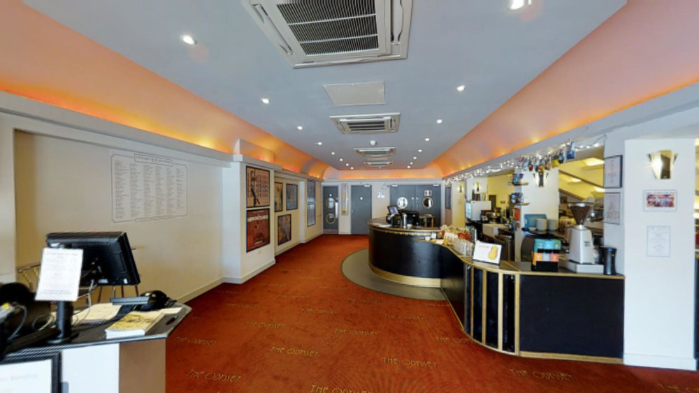 ODYSSEY CINEMA, ST.ALBANS - Commercial / Historical