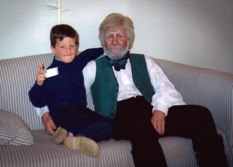 Duncan and Dad Les Mis 1990.jpg