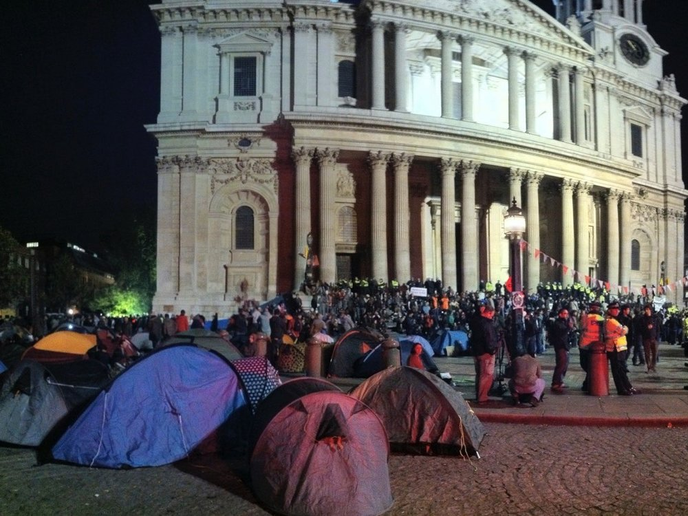BBC – Occupy St Paul's