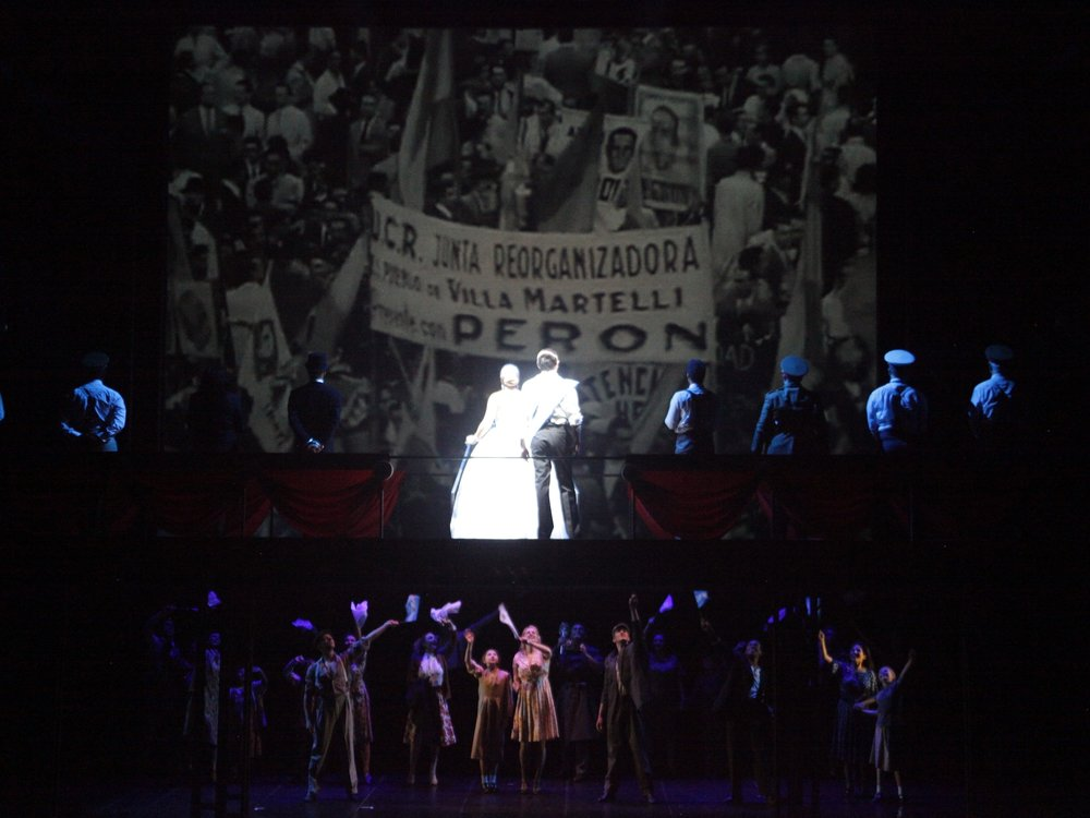 Evita - International Tour