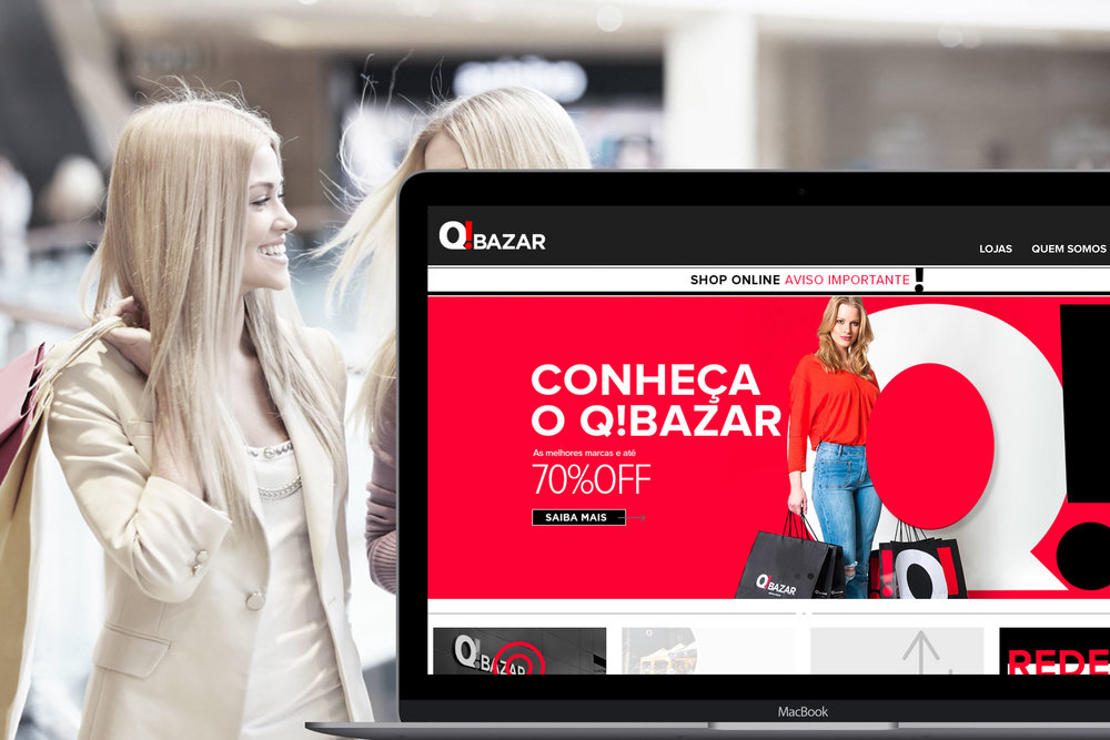 Our goal is to be the best online Outlet in Brazil attending consumers by the site or physical stores. We offer up until 70% off in the best national and international brands of fashion market. We believe that the personal style never get out fashion, because of that, we run for the most interesting in the fashion market for you select and combine free. Of course, with the best price. Visit the site