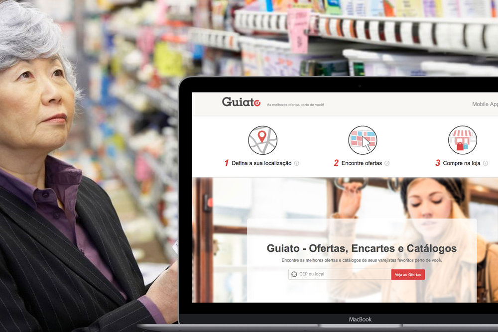 The Guiato app integrate practical and updated informations to you enjoy the promotions and offers in many stores. The Guiato works like an guide to search the offers in the phisical stores. Using the app you can freely find for offers and promotions of products, searching by address, working hour or telephone of a huge stores variety near you, anytime.    Visit the site